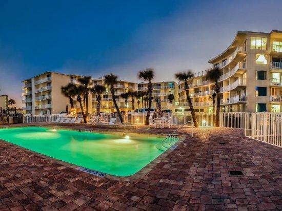 Sea Dip Beach Resort and Condominiums: The Sea Dip Beach Resort Daytona Beach FL.
