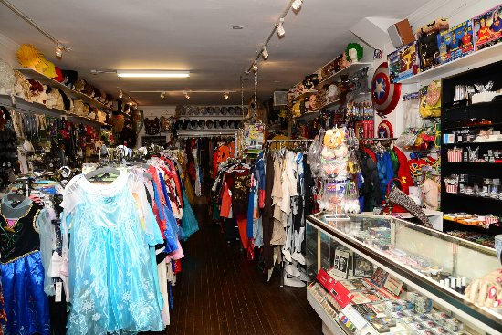 Candy's Costume Shop