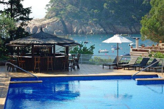 Bar Bild Von Hotel Aiguablava Begur Tripadvisor
