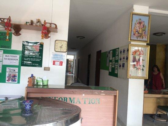 Chiangmai Kristi House: lobby