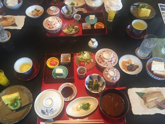 Hiiragiya: Breakfast