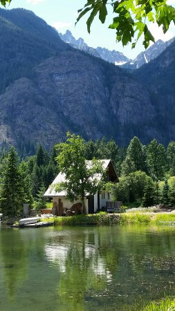 North Cascades Lodge at Stehekin: 20160616_144538_large.jpg