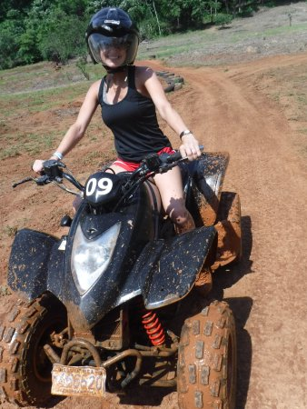 ATV Adventure Tours Costa Rica: The cleanest youll be