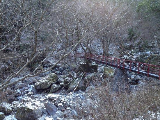Miyanotani Gorge
