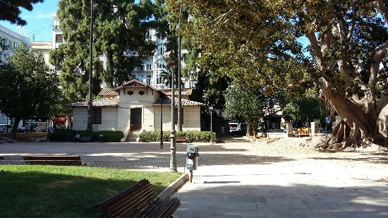 Plaza Alfonso El Magnanimo