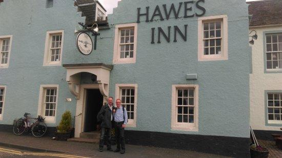 Hawes Inn South Queensferry Restaurant