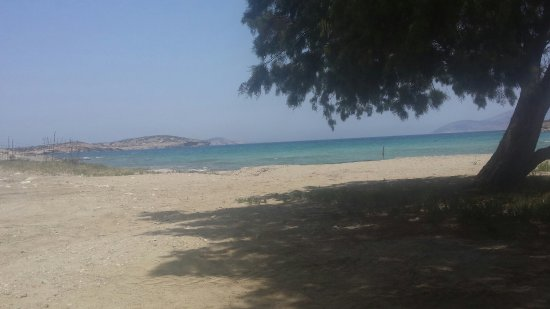 Schinoussa, Greece: Lioliou Beach