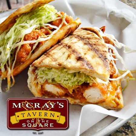 McCray's Tavern on the Square: McCray's New Menu is Debuting soon