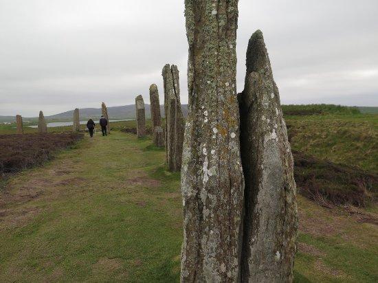 Deerness, UK: Ring of Brogdar