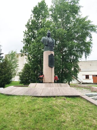 Monument to Zakharov