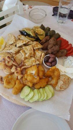 Lunch in Kardamena