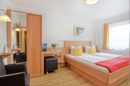 Pension Berganemone: Standard Doppelzimmer