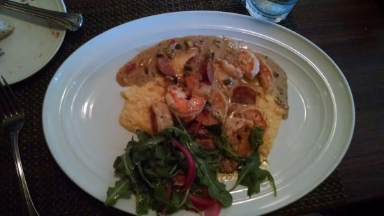 Worthington, OH: Shrimp and Grits