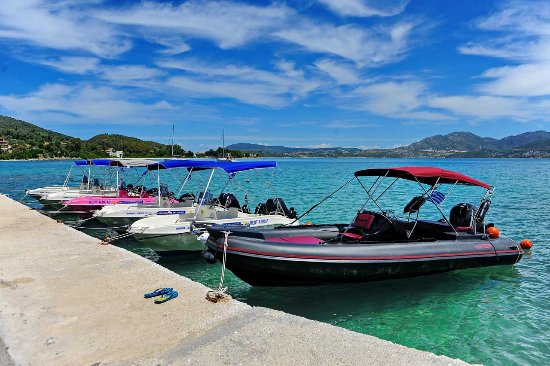 Nikiana, Grecja: Our Boats