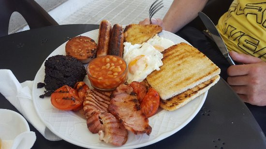 Brown Deli: Big irish breakfast!!