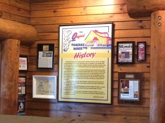 pancake house inc history and development