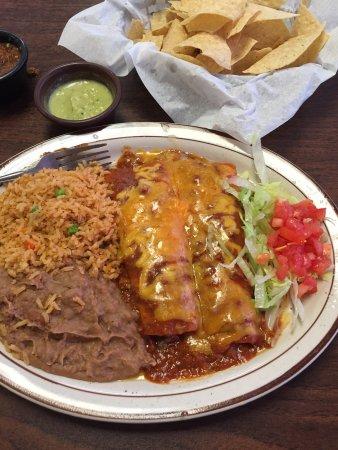 El Campo, Teksas: Laura's Cafe