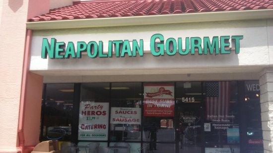 Neapolitian Gourmet