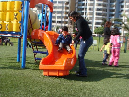 Foto De Malecon De Miraflores Lima Juegos Infantiles Variados Que