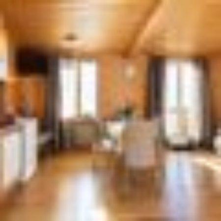 Hotel Sterne: living room