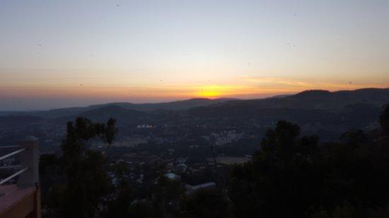 Overlooking Gonder