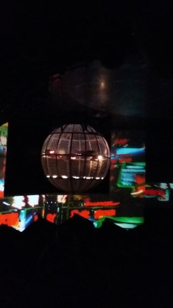 Shanghai Acrobatic Dome: Death Defying Motor Bike Ball Cage