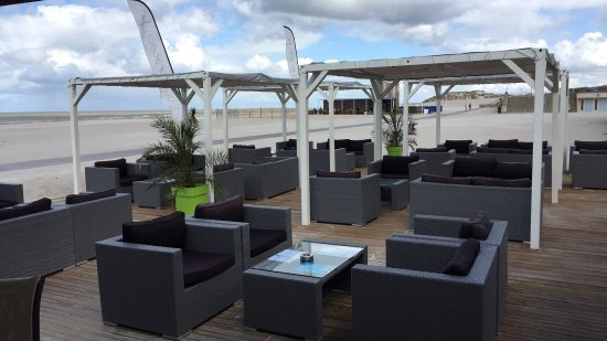 Touquet 39 s beach le touquet paris plage restaurant for Restaurant le jardin touquet