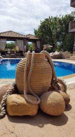 Achtis Hotel: Pool