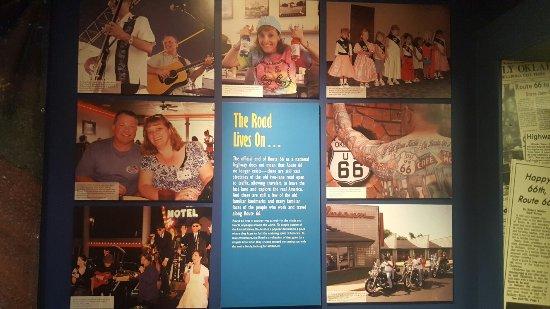 Oklahoma Route 66 Museum: 20160620_101109_large.jpg