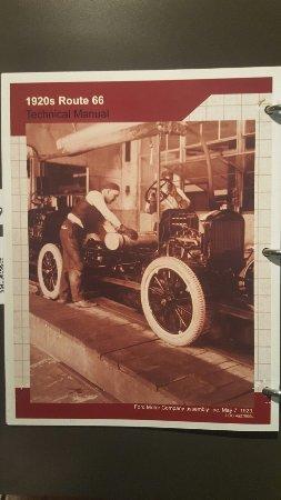 Oklahoma Route 66 Museum: 20160620_095832_large.jpg