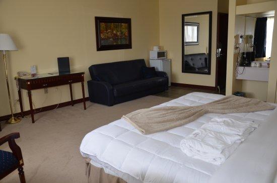 Causeway Bay Hotel: Deluxe Guest Room
