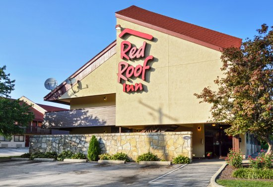 Red Roof Inn Lexington North: Exterior