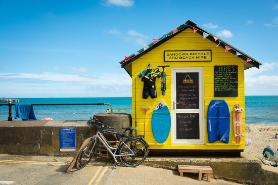 Sandown Bicycle and Beach Hire Isle of Wight