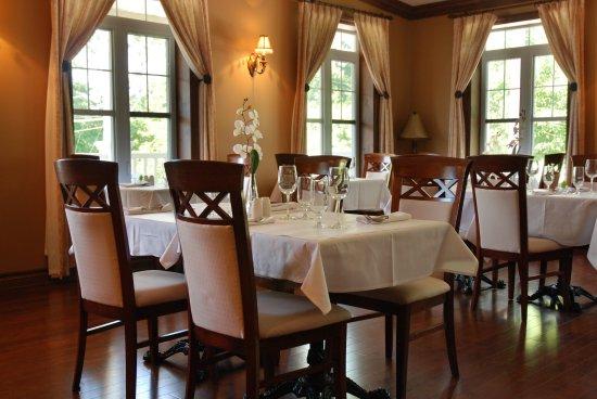 L'Oasis de l'Ile: salle à manger