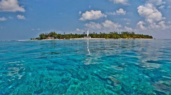 Tamiahua, Mexico: Hermosa Isla Lobos en Veracruz