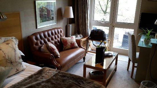 Gilpin Hotel & Lake House: 20160604_144653_large.jpg