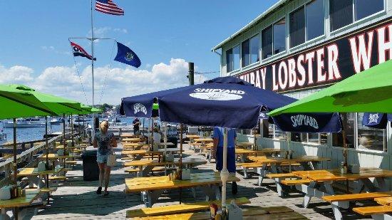 Boothbay Lobster Wharf : 20160621_142113_large.jpg