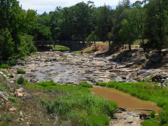 healing water - Review of Indian Springs State Park