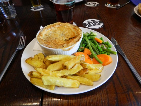 Talbot Arms: Great Food