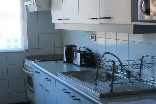 Tobalaba Suites : Kitchen