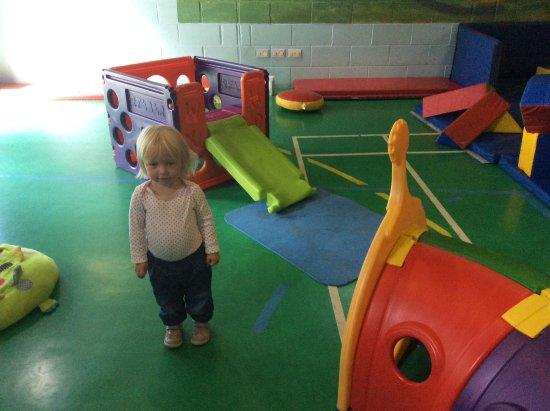 Elveden, UK: Play session