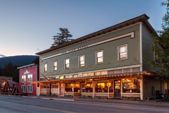 Photo of Inn at Creek Street and New York Hotel Ketchikan
