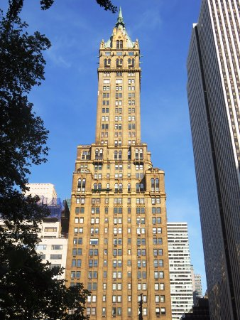 The Sherry-Netherland Hotel: The Sherry from West 59th St