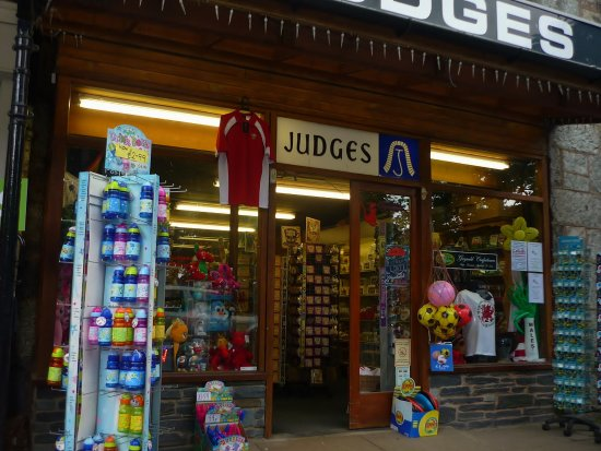 Judges, Betws-y-Coed