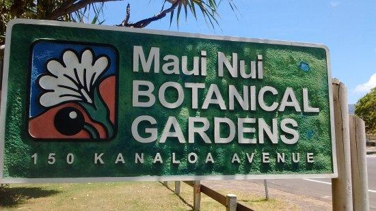 Foto de Maui Nui Botanical Gardens