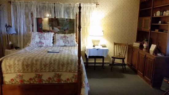 The Doubleday Inn: Robert E. Lee room