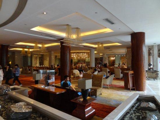 โรงแรมเกอหัว นิวเซ็นจูรี: coin repas