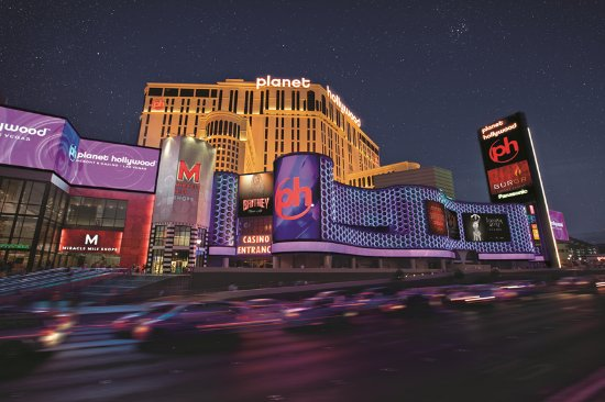 planet hollywood vegas reviews