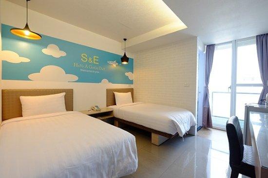 Tainan S&E Hotel