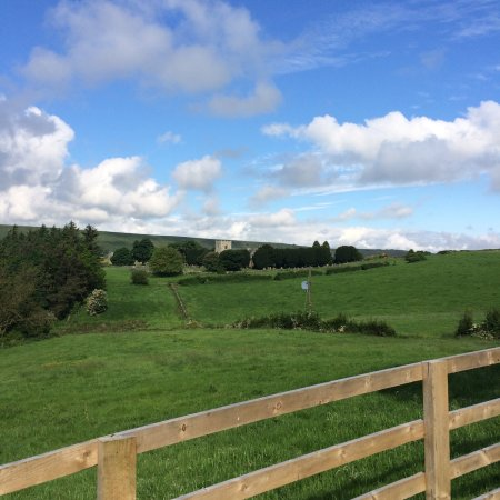 Danby, UK: Fabulous views